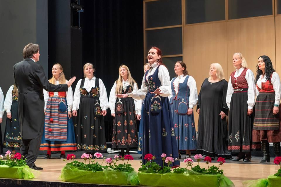 Korkonkurranse i Bad Ischl - 3 gull og dirigentpris 4