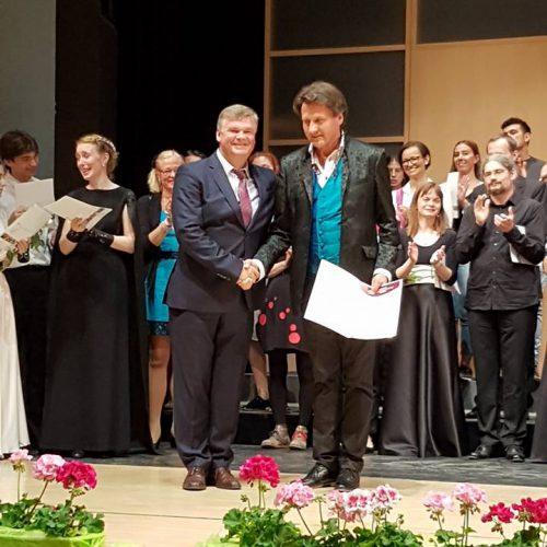 Korkonkurranse i Bad Ischl – 3 gull og dirigentpris