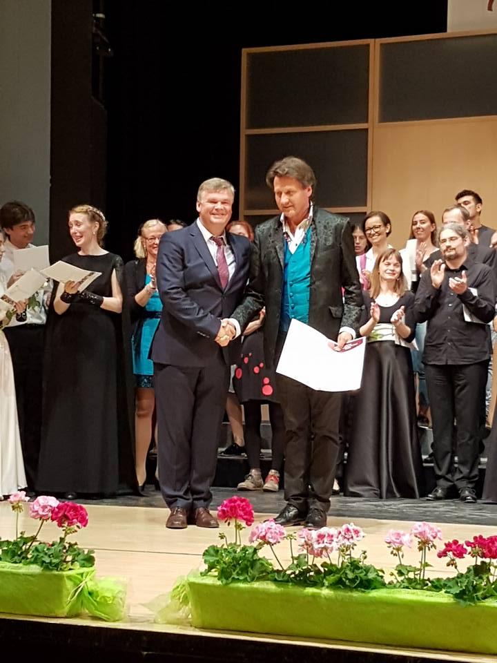 Korkonkurranse i Bad Ischl - 3 gull og dirigentpris 9