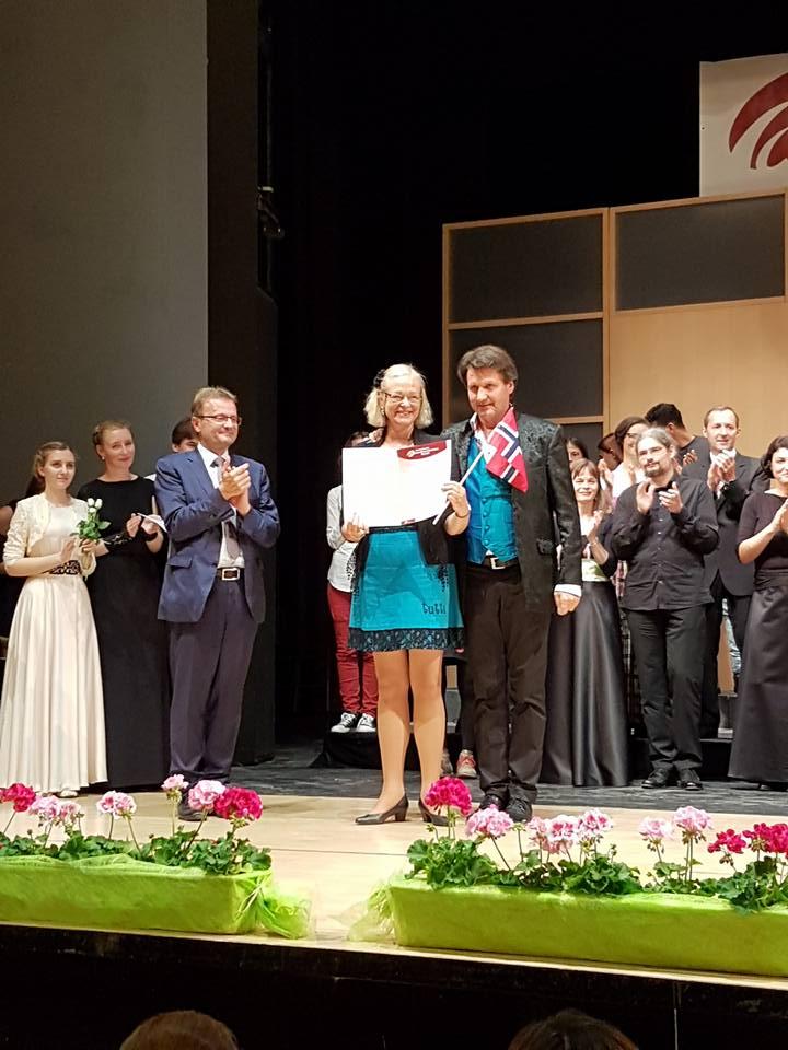 Korkonkurranse i Bad Ischl - 3 gull og dirigentpris 8