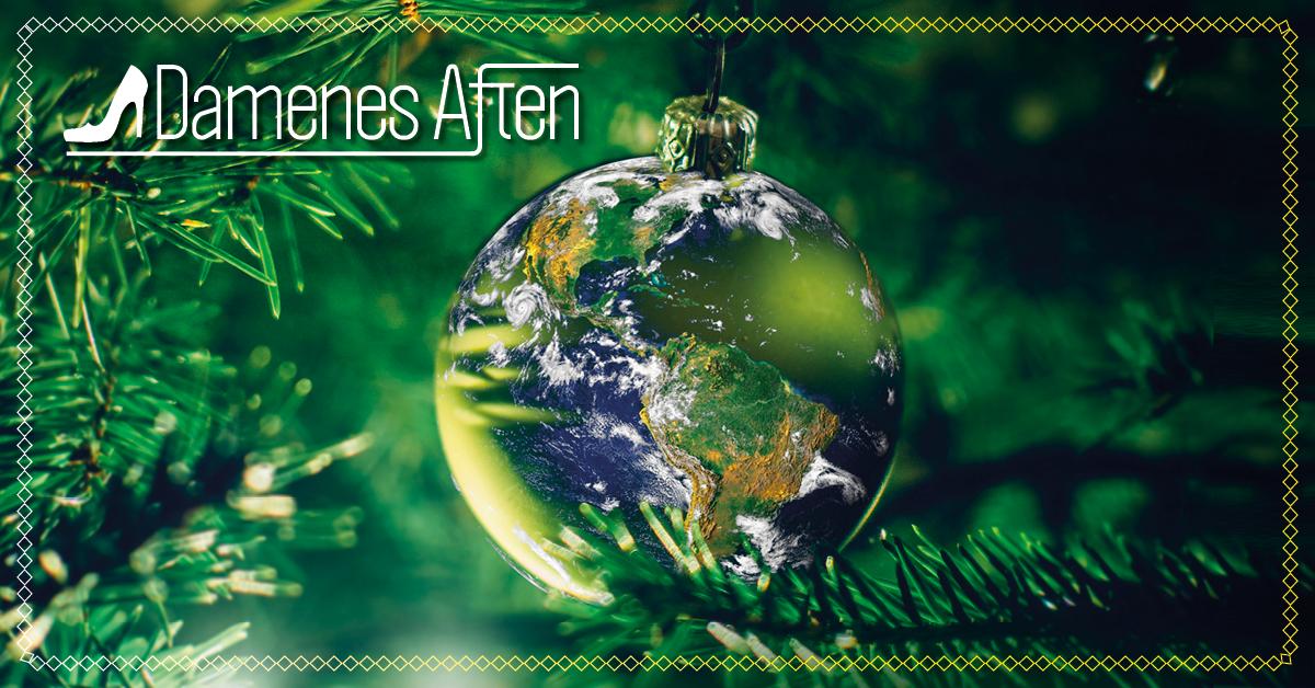 Damenes Aften Julekabaret: Varer jorda helt til påske?