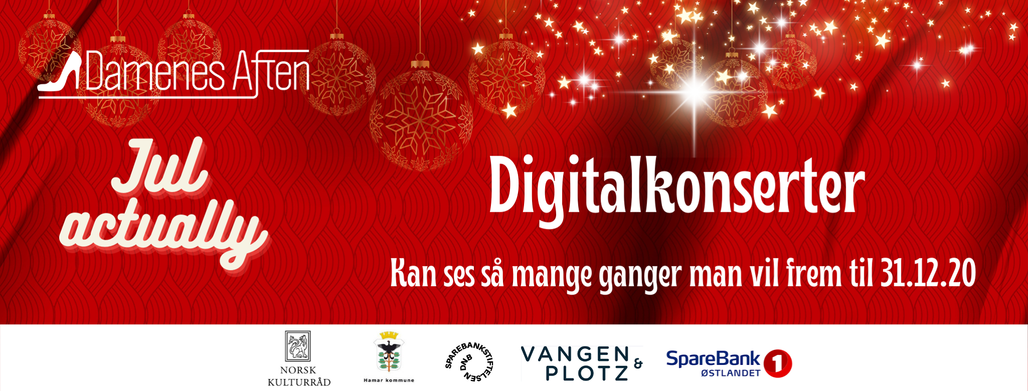 Digital julekonsert
